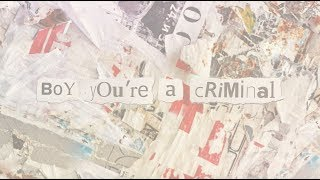Allie Marzie - Criminal (Official Lyric Video)