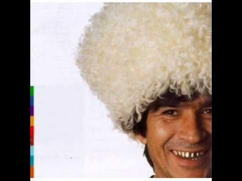 John Peel's Turkmenistan Record
