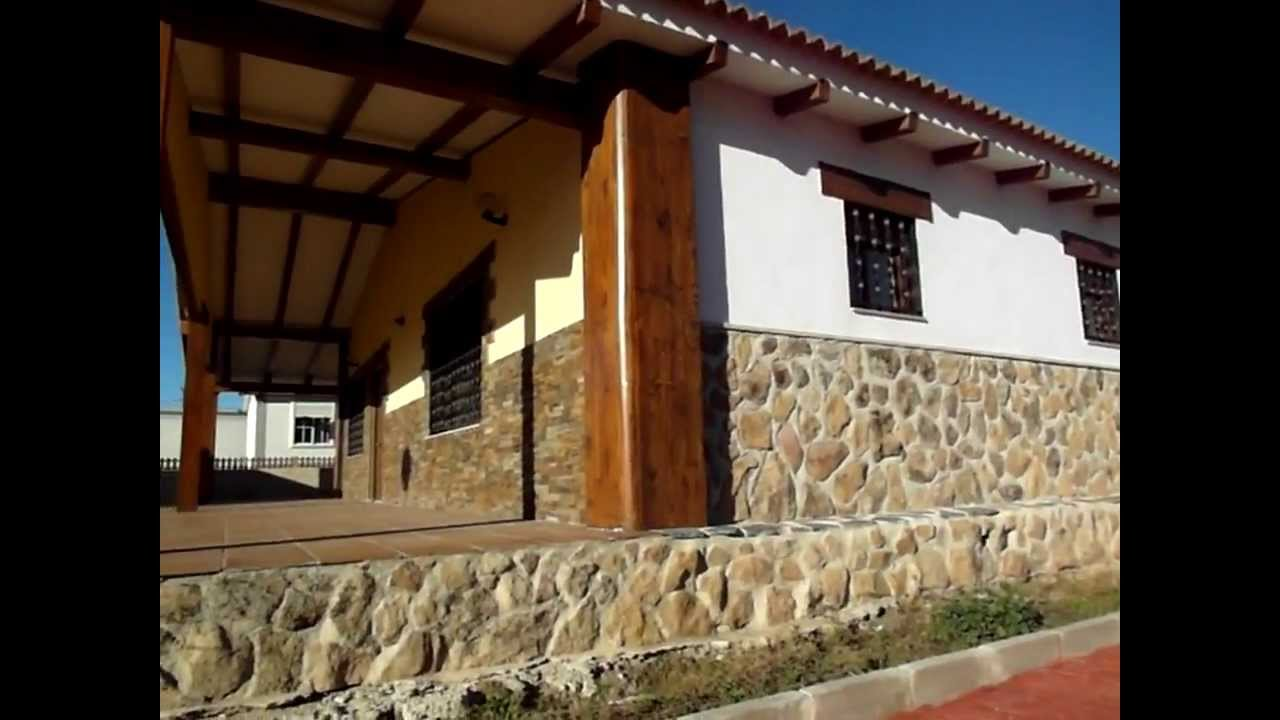 Casas prefabricadas de acero y hormigon modelo andalucia - Casas de acero prefabricadas ...