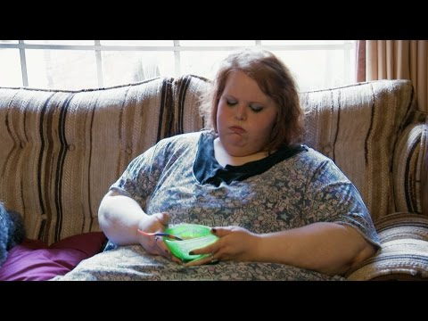 The Struggle to 'Break Up' with Old Eating Habits | My 600-lb Life