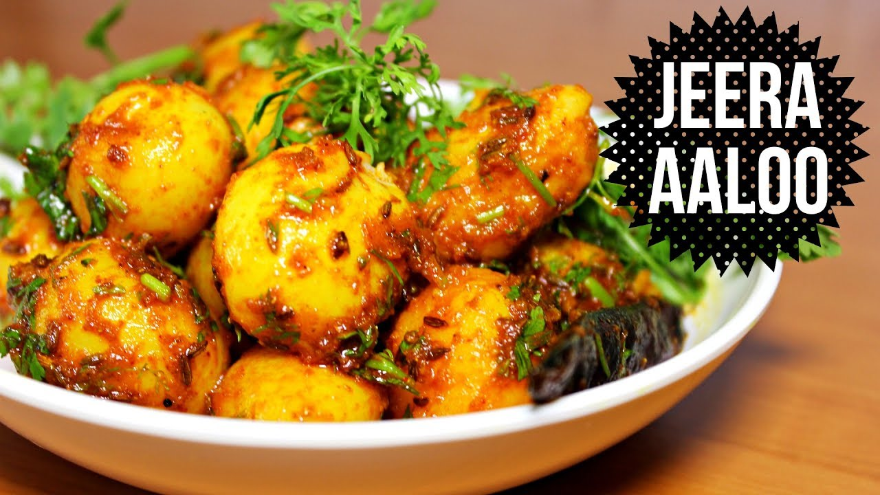 Image result for aloo jeera