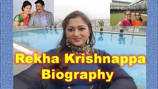 deivamagal Rekha Krishnappa Biography