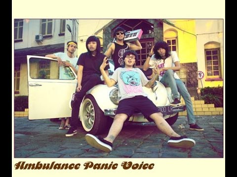 Ambulance Pannic Voice - Temani disini (piano version)
