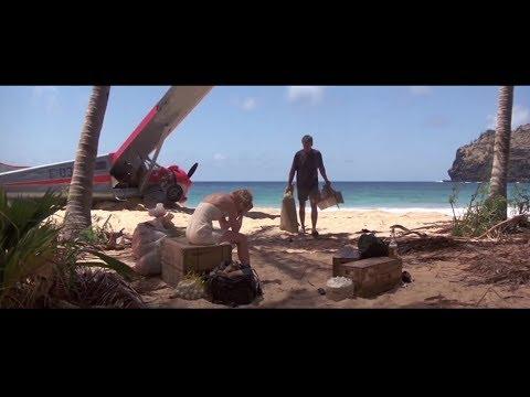 Вдвоём на Необитаемом Острове ... отрывок из фильма (6 Дней, 7 Ночей/Six Days, Seven Nights)1998