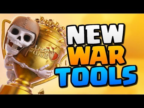 NEW WAR TOOLS in