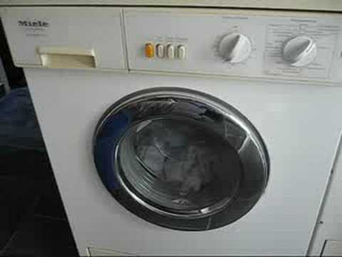 miele hydromatic mondia w 698 part 1 youtube rh youtube com Miele Toy Washer Miele Washer and Dryer