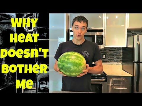 The Raw Food Diet Summer Heat Advantage
