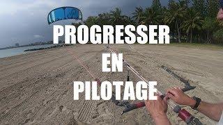 Video Cours de kitesurf - progresser en pilotage - One Launch Kiteboarding #tuto60 download MP3, 3GP, MP4, WEBM, AVI, FLV Juli 2018