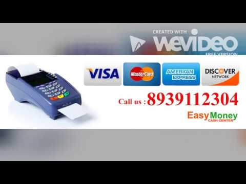 Spot Cash for Credit Card In Chennai   8939112304