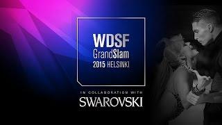 Mikadze - Novikova, RUS | GS Lat Helsinki - R1 C | DanceSport Total