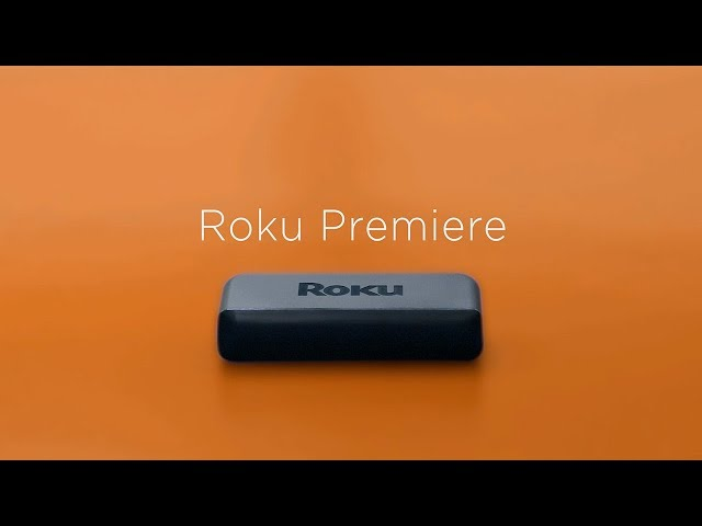 Roku's new 4K Premiere streaming players start at $40, ship