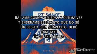 Taki Taki - DJ Snake ft. Selena Gomez, Ozuna and Cardi B Lyrics