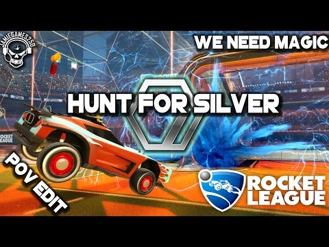 Rocket League | Hunt for Silver | POV Edit Xbox One
