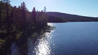 Алтай 2021 Рыбалка на озере Игисту Кёль