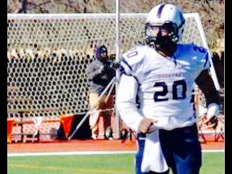 2017 NFL Draft Prospect-Derrick Hogan-Sr-Sterling College