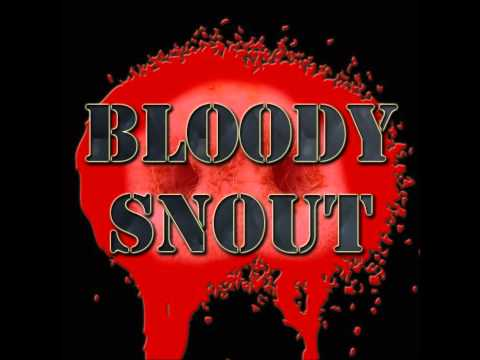 Bloody Snout - Blood Splattered Satisfaction (Instrumental) Waking The Cadaver Cover