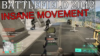 Insane Battlefield 2042 Movement