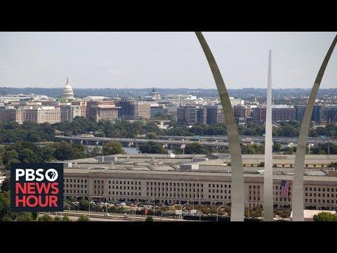 PBS NewsHour: Former Bush Pentagon official on Iran, Shanahan and 'terrible' vetting process