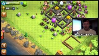 Clash of Clans Beginner Series TH5 Logistics #5
