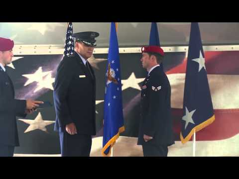 Three U.S. Air Force Received Multiple Decorations Of High Valor Ceremony