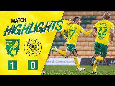 Norwich Brentford Goals And Highlights