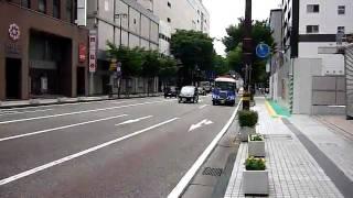 金沢周遊バス到着.MOV