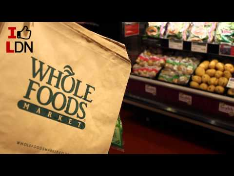 WHOLE FOODS MARKET REVIEW - LONDON, CAMDEN TOWN