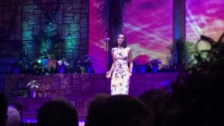 Michelle Williams Acapella Easter Sunday 2017 Cathedral Of Faith San Jose, CA 4/16/17