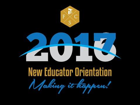 2016 17 Forsyth County Schools New Educator Orientation