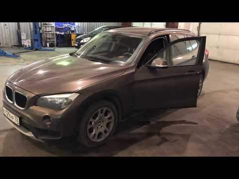 Ремонт рулевой рейки BMW X1 E84 или BMW 3 E90
