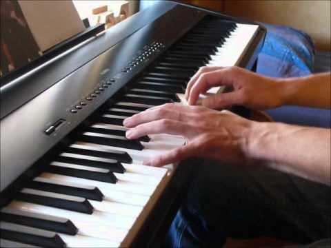 Alicia Keys  Fallin on Piano