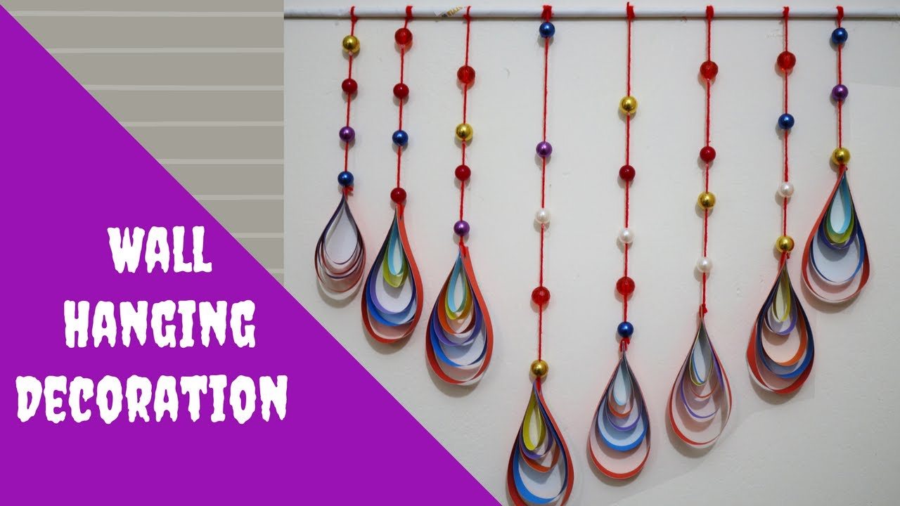 Latest Wall Hanging Crafts Ideas Decorations Diy Creative Room Decoration