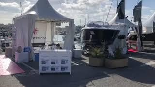 Salon du bateau de la pêche et des loisirs a Antibes 2019
