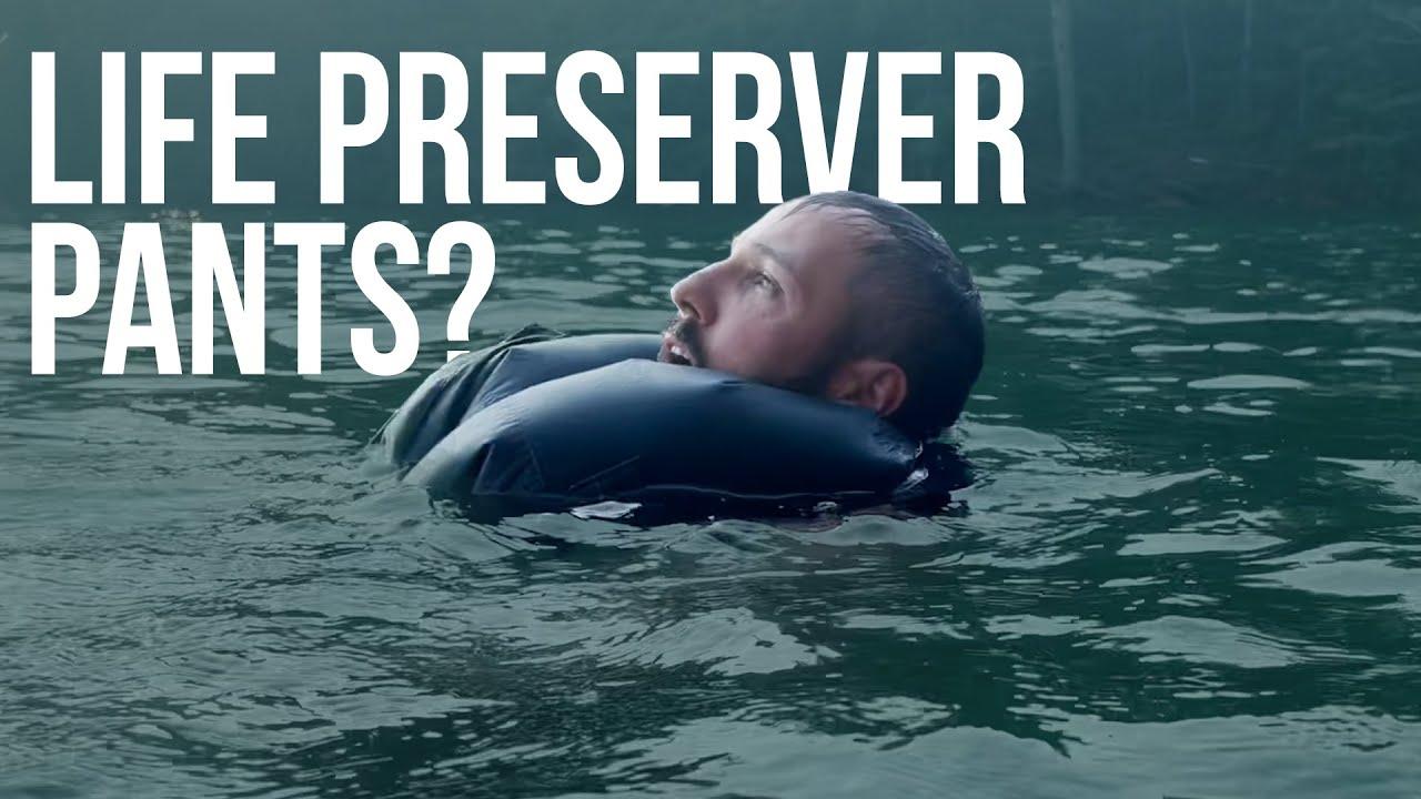 Life Preserver Pants | ON Three