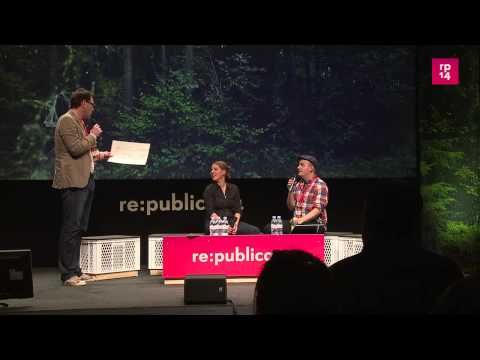 re:publica 2014 - Das Digitale Quartett analog und live... on YouTube