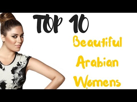 Top 10: Hottest Women From The Arab World 2016 - Top Picks
