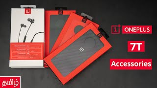 OnePlus 7T Accessories Tamil Unboxing