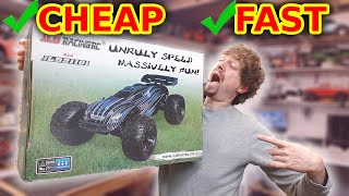 Crazy FAST New RC CAR Extreme Testing
