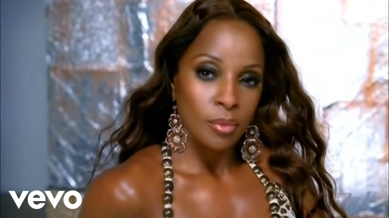 Mary J  Blige - Take Me As I Am (Official Video)