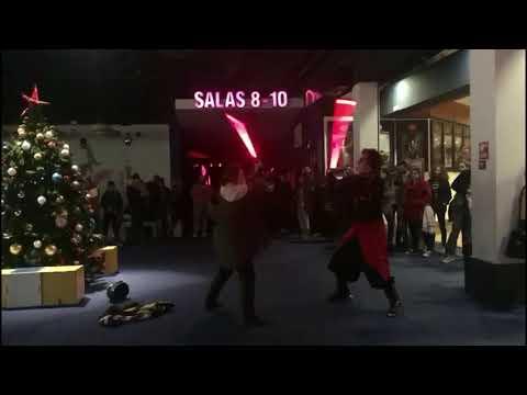 Jedi Vs Sith Cines Panoramis Alicante 2017