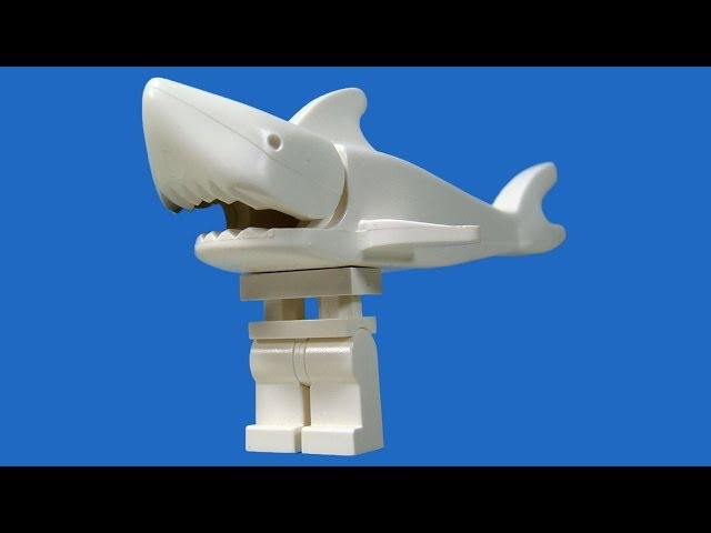 How To Build Legsharks