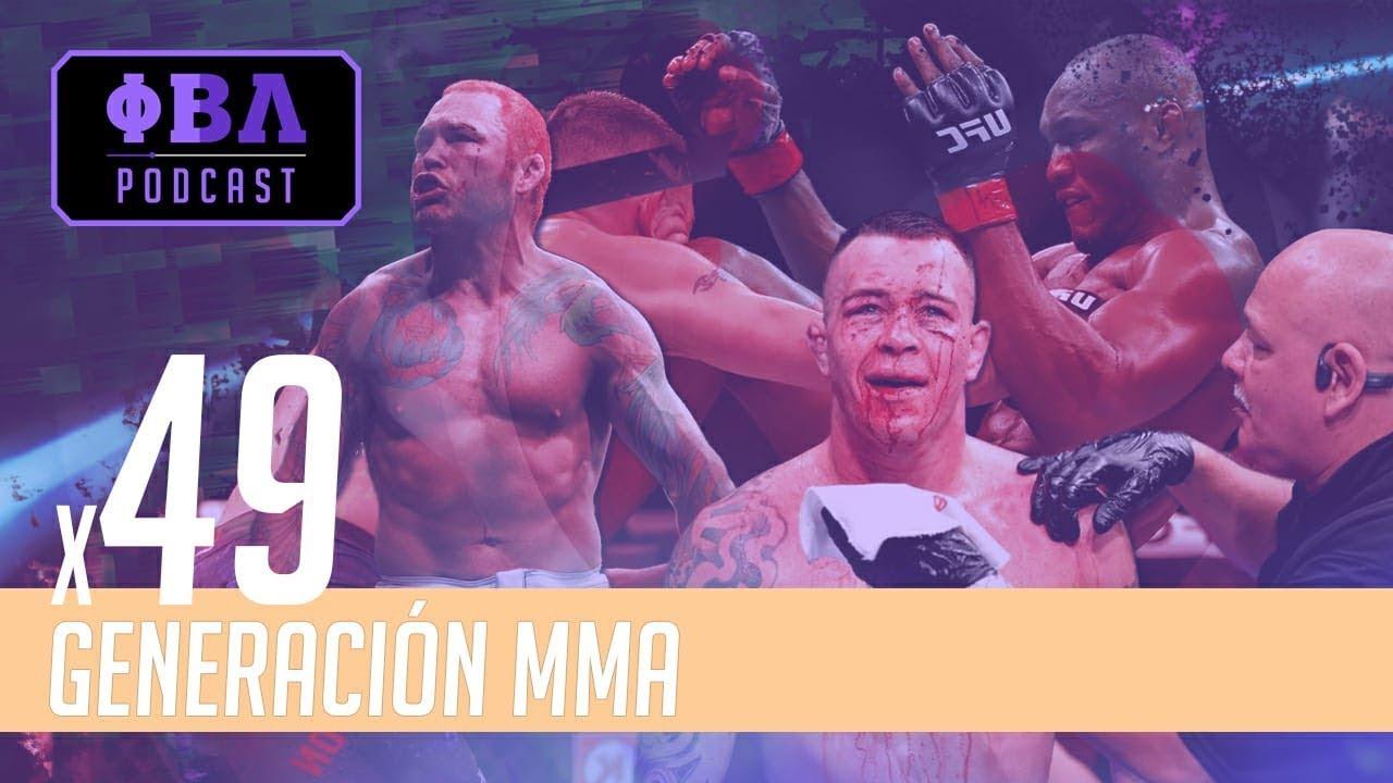 Generación MMA x49 | Review UFC245 y la loca anécdota de Chris Leben