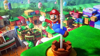 Super Nintendo World Japan - Teaser Trailer