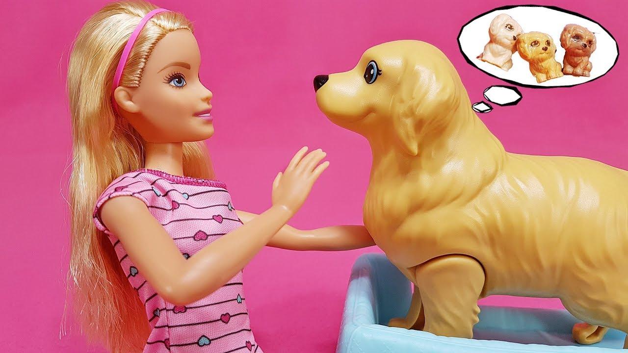 Barbie Und Die Hundewelpen
