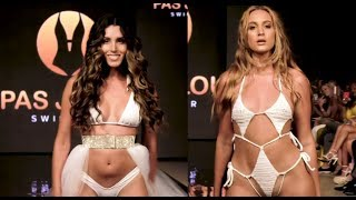 Pas Jalou Swimwear Resort 2020 Art Hearts Fashion Miami Swim...