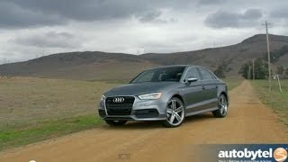 2015 Audi A3 Compact Luxury Sedan Overview Video