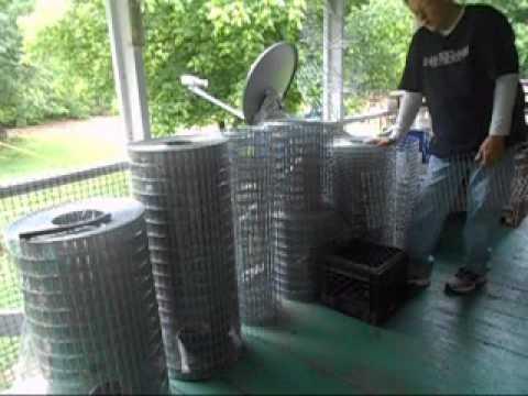 Homestead Rabbits: Building Rabbit Cages Part I