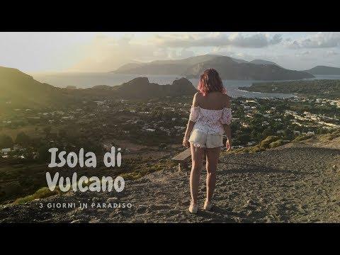 Isola di Vulcano, 3 giorni in paradiso!
