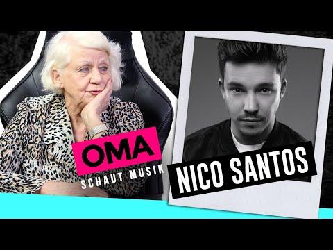 Oma schaut Musik - Nico Santos