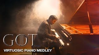 Game of Thrones | Virtuosic Piano Medley - Eshan Denipitiya